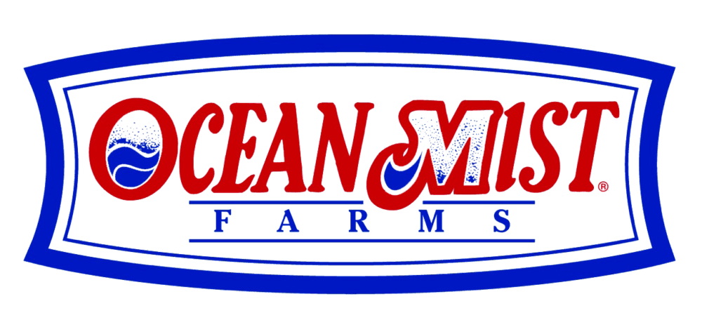 Ocean Mist Farms logo Artichoke festival sponsor