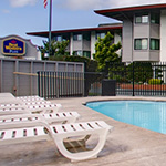 De Anza Best Western Lodging for the Artichoke Festival