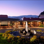 Monterey Hyatt hotel Lodging for the Artichoke Festival