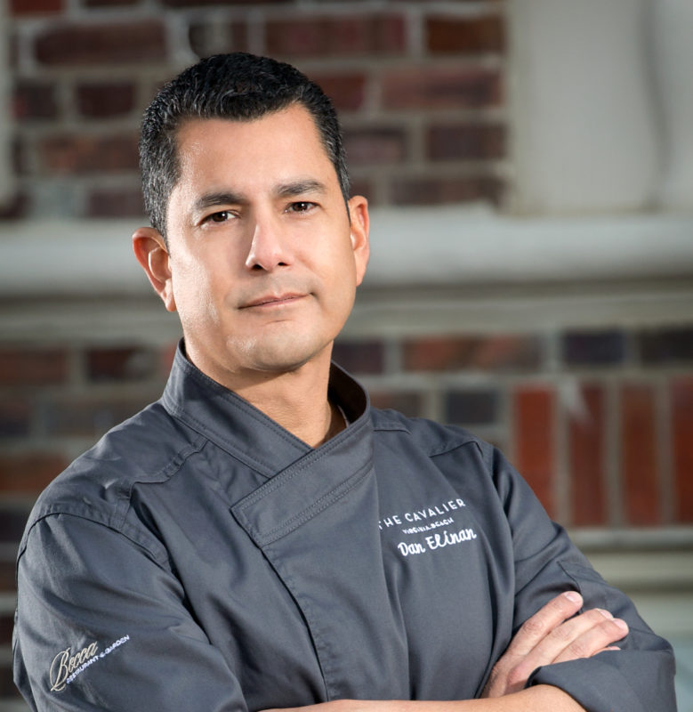 Daniel Elinan is the Executive Chef at The Hyatt Regency Monterey Hotel & Spa