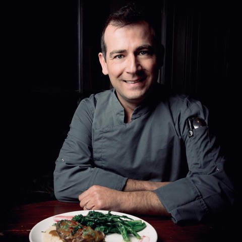 Chef Giuseppe Panzuto