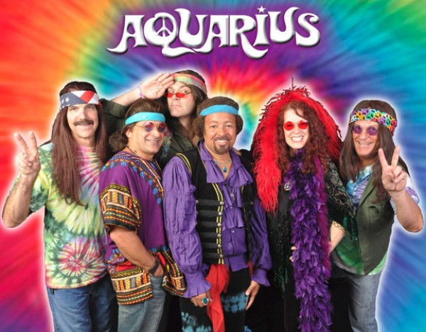 Aquarius Band on the Main Stage