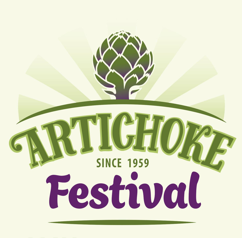 Artichoke Festival Logo