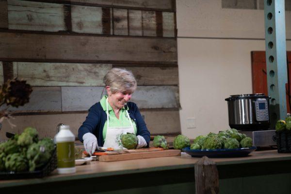 Artichoke Festival 2019 Chef Demos