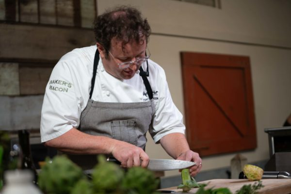 Tony Baker, Artichoke Chef