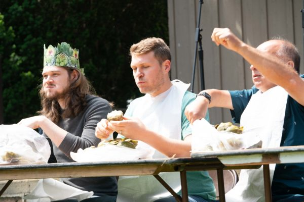 Artichoke Festival 2019 Artichoke Eating Contest