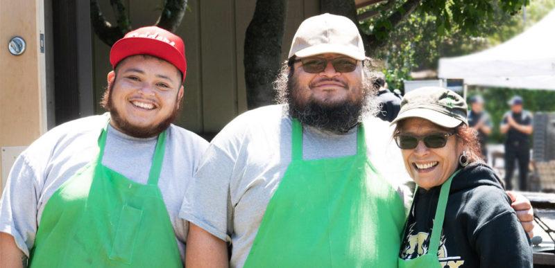 Artichoke Festival Family Volunteer