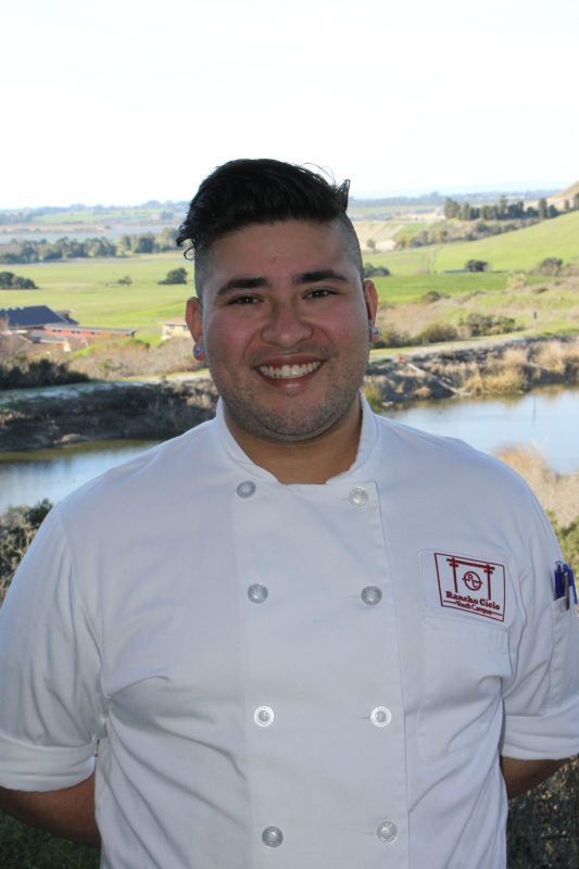 Chef Christian Martinez - Chef Demos