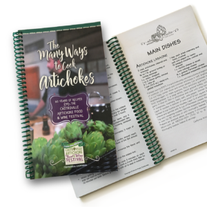 """The Many Ways to Cook Artichokes"" Cookbook"