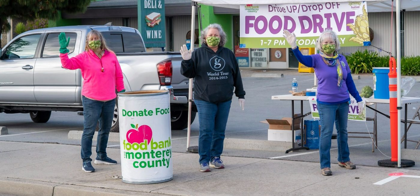 Food Drive Monterey County