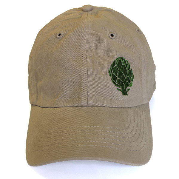 Baseball Cap, Brushed Twill - Accessories
