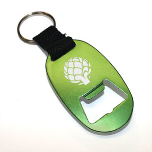 Keychain with Bottle Opener - Miscellaneous