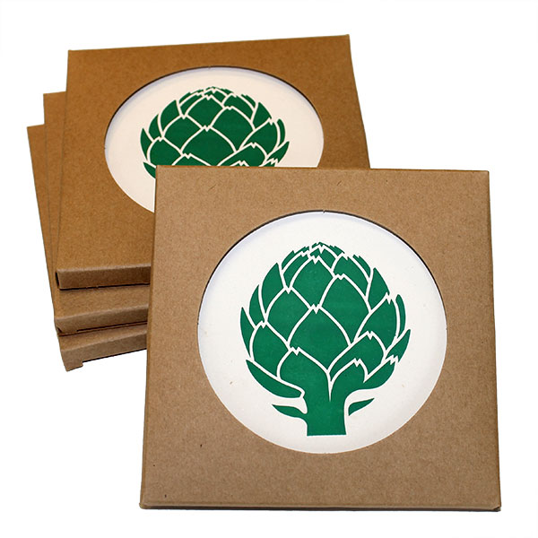 Artichoke Coaster - Miscellaneous