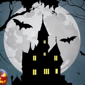 Artichoke Festival Events: Haunted House no text