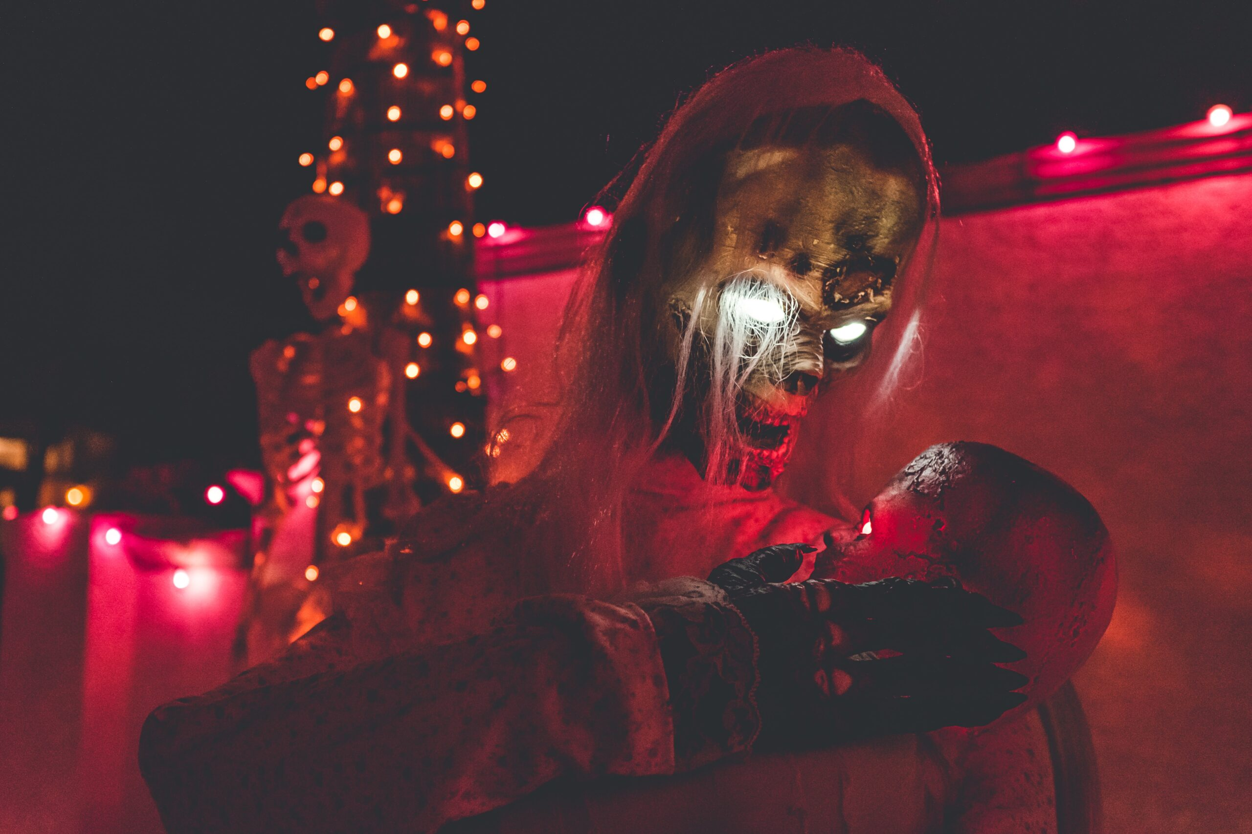 Haunted House Walk-Thru