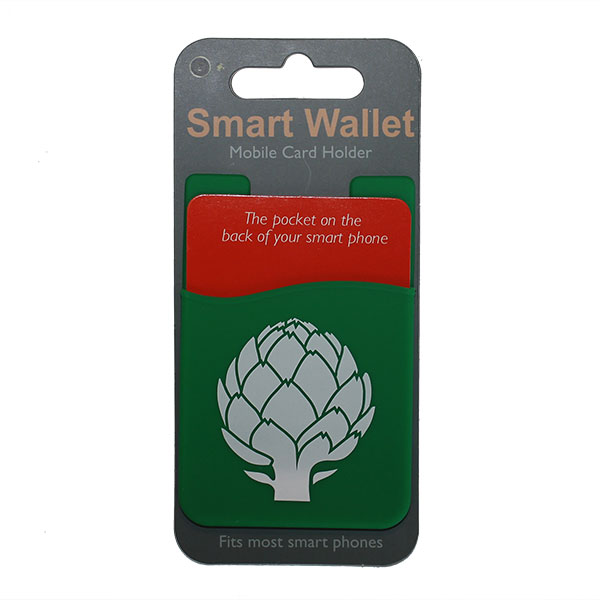Green Smart Wallet Mobile Card Holder - Miscellaneous