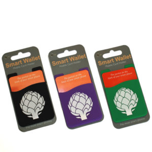 Smart Wallet Mobile Card Holder - Miscellaneous