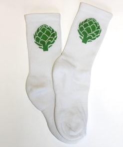 Artichoke Crew Socks - Accessories