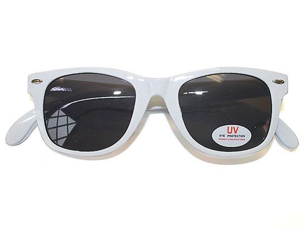 White Sunglasses - Accessories